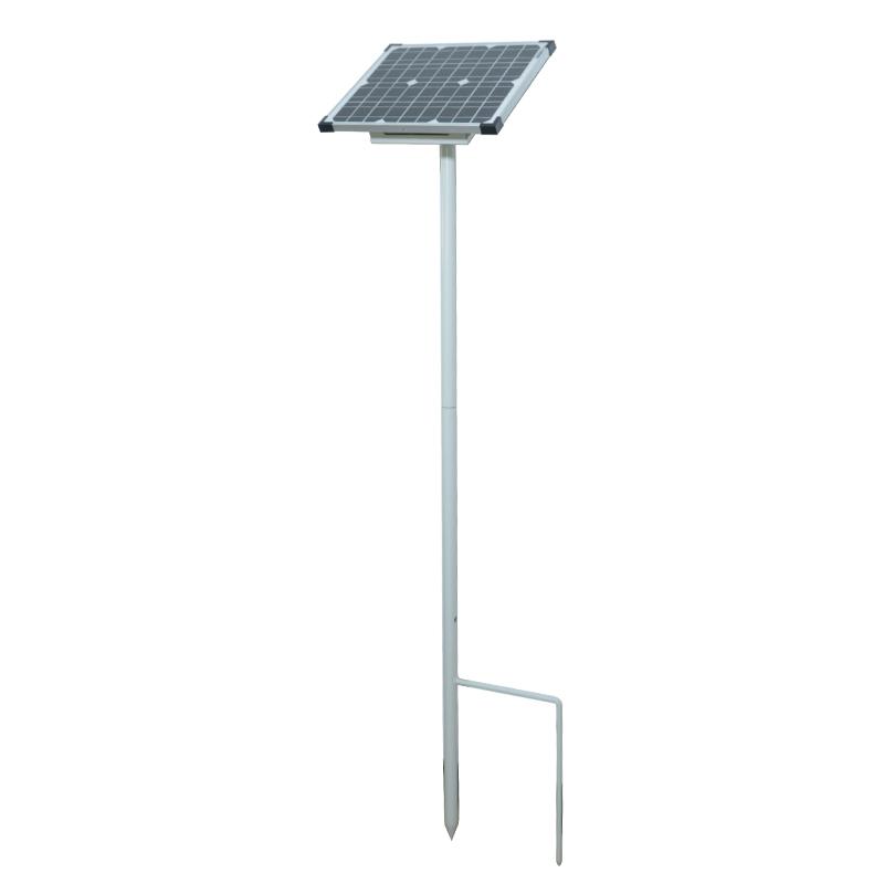 太阳能无线4G灌溉控制器