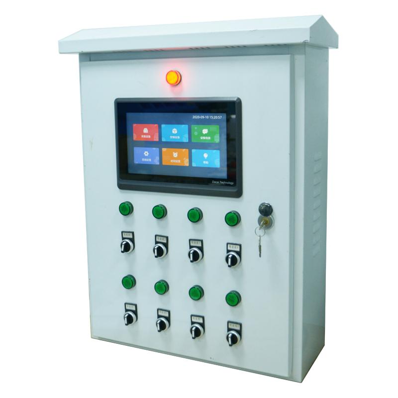 智能电气触屏采集控制柜